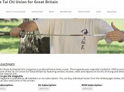 Tai Chi Union for Great Britain